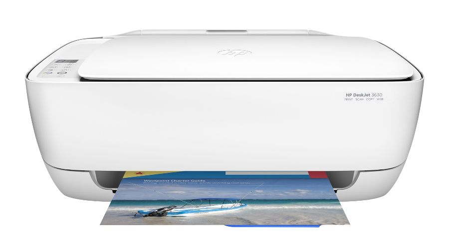 HP Deskjet 3630 all-in-one printer review